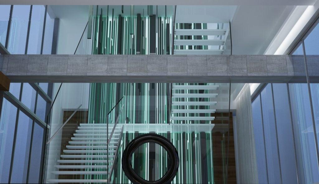 1-Spiegel-Stair View