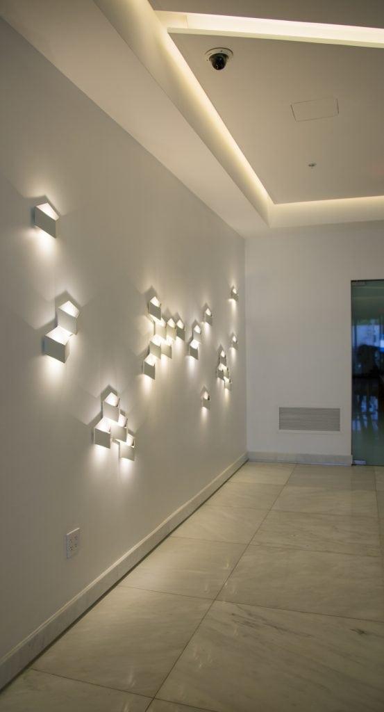 7-Light Installation