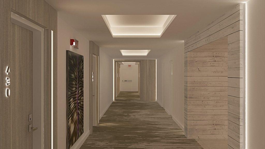 9-Typical Hallway3