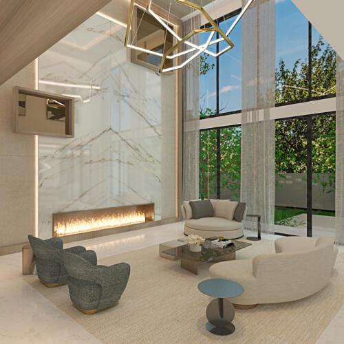 3 Living corner